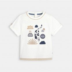 T-shirt patchs chat