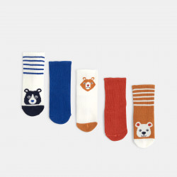 Chaussettes animaux...